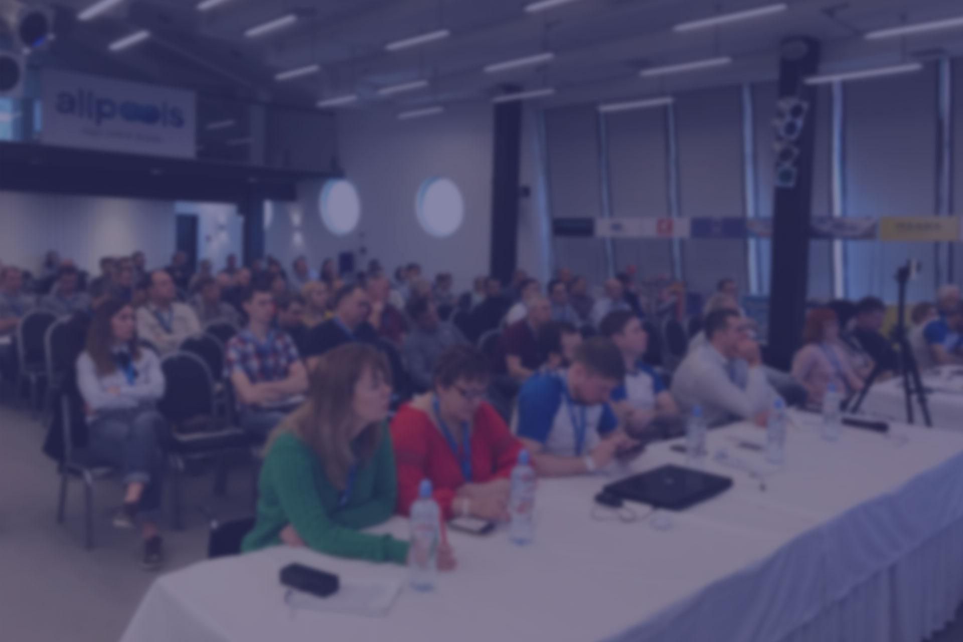 Международный форум «Бассейны и SPA» Allpools